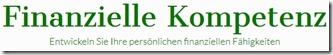 Logo Finanzielle Kompetenz
